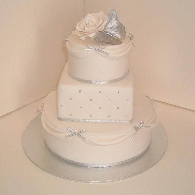 Wedding Cake Art Karen Hill : Wedding Cake Enchantress: How do I decorate cakes with ...