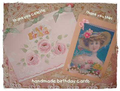 handmade greeting cards for teachers. handmade birthday cards for
