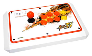 Street Fighter IV Tournament Edition Arcade stick