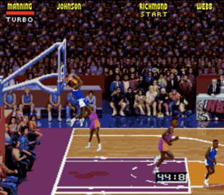 NBA Jam old screenshot