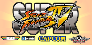 Super Street Fighter IV logo