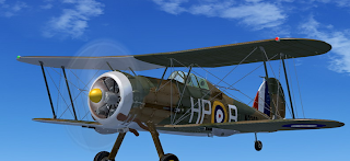 Gloster Gladiator screenshot