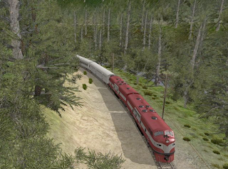 Trainz Simulator 2010 screenshot