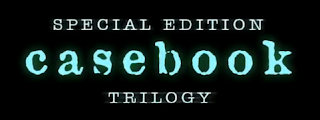 Casebook Trilogy logo