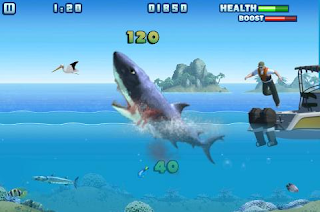 hungry Shark screenshot