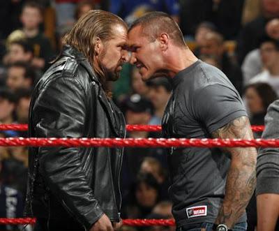 Randy Orton vs. Triple H