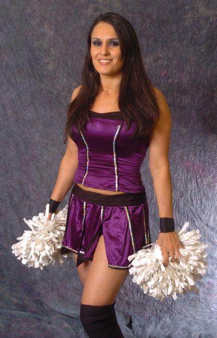 Contrato de Cheerleader Melissa Melissa+shimmer