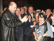 Carlos Rottemberg inaugura el Teatro