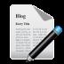 Palestra sobre profissionalização de blogs