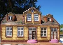 Maqueta Casa Ulloa Baez
