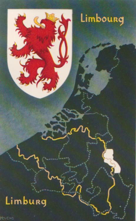 Het wapen van Limburg