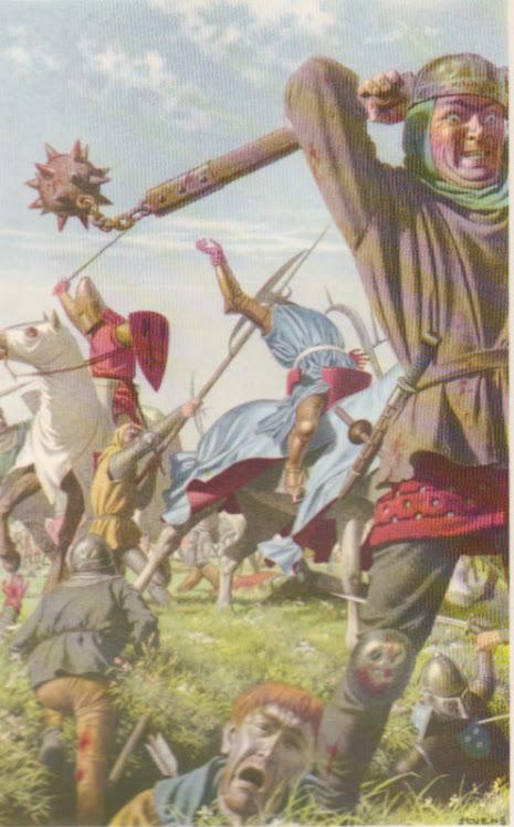 De slag bij Kortrijk