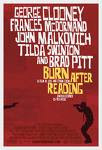 burn after poster Burn After Reading: Burn Before Seeing