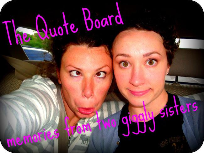 the quote board