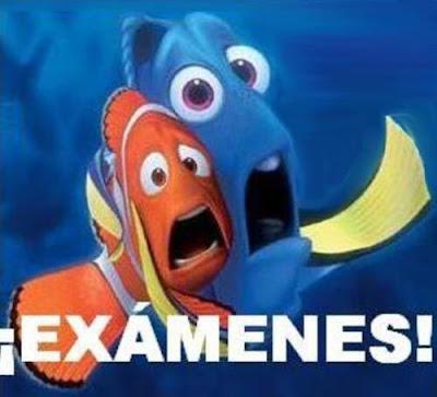 Hoy, lunes 13 de octubre se inician los exámenes correspondientes al