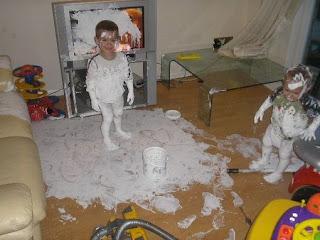 Conectou! Pinta a casa...E você, pinta como eu pinto?!
