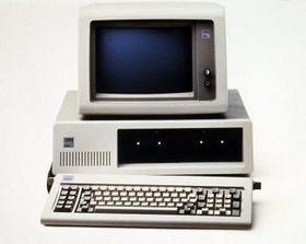 IBM PC criado em 12 de Agosto de 1981