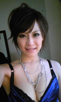 堀口奈津美最愛當辣妹