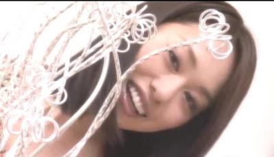 矢吹杏‧New Comer 奇跡のスリムボインGカップ美乳