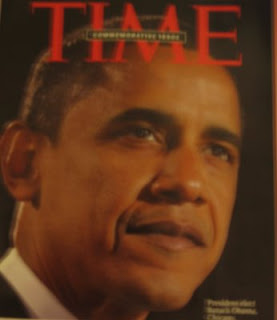 barack obama time magazine commemorative issue