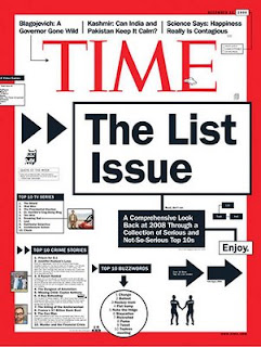 time magazine december 22 2008