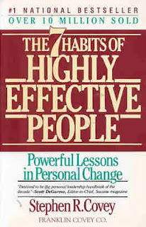 stephen covey 7 habits of highly effective people