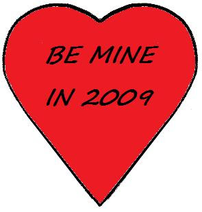 heart be mine in 2009