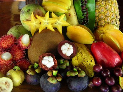 Exotic fruit as
