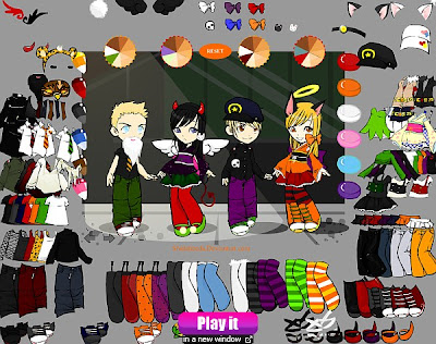 online halloween games for kids free