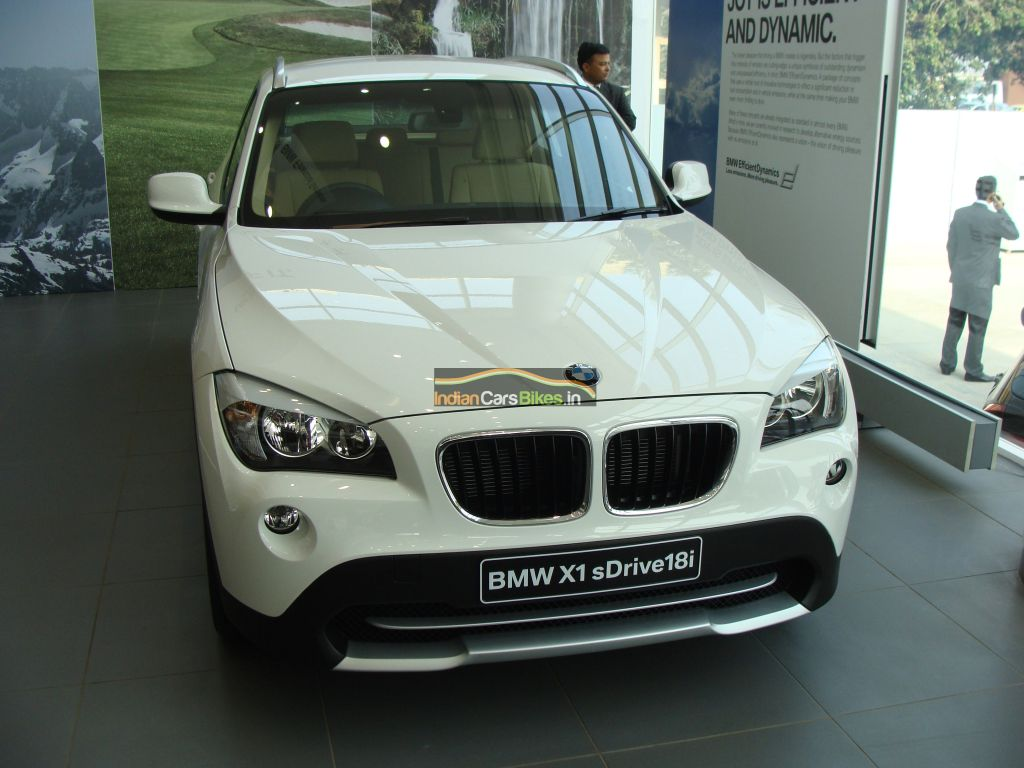 Bmw X1 Suv Launched In India Review Photos Amp Specs