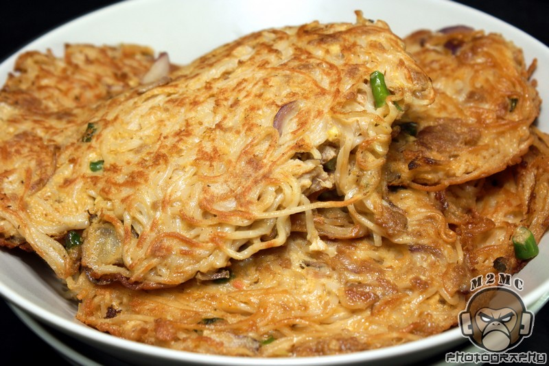 Murtabak Maggi | In the pan. | su-lin | Flickr