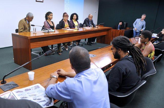 Sessão Solene na Câmara dos Deputados