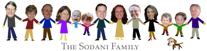 The Sodani Family