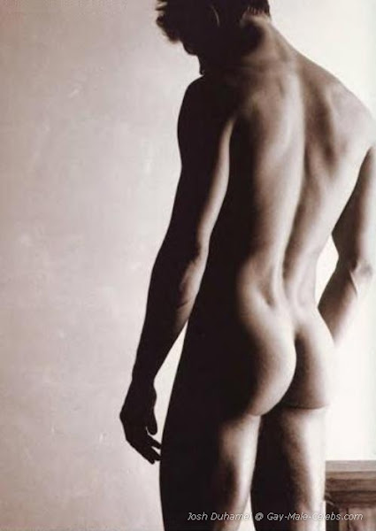 Josh Duhamel's Solid Hard Buttocks