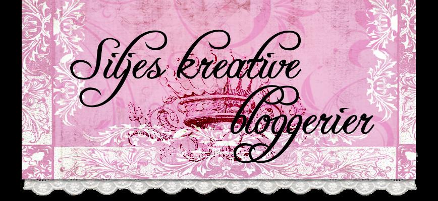 Siljes kreative bloggerier