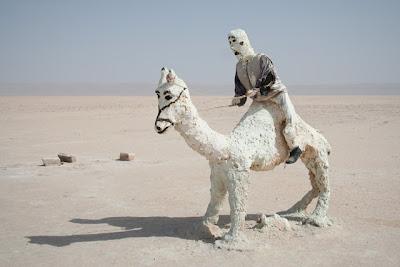 Escultura de sal