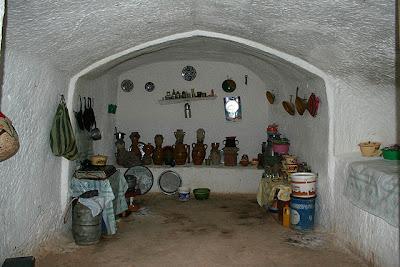 Interior de una cocina