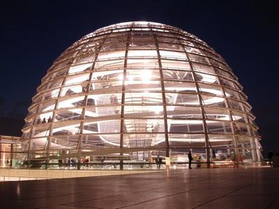 Cúpula de Cristal - Reichstag