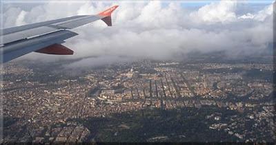 Sobrevolando Roma
