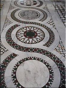Mosaicos de 500 años