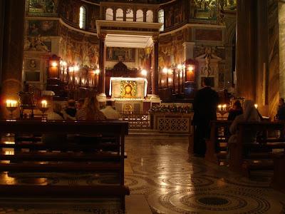 Iglesia Santa Maria in Trastevere