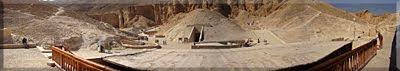 Panorámica del Valle de los Reyes (La foto no es mía, la he bajado de Google Earth)
