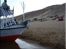 Playa nubia