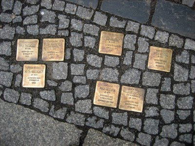 Familias deportadas y asesinadas durante el nazismo