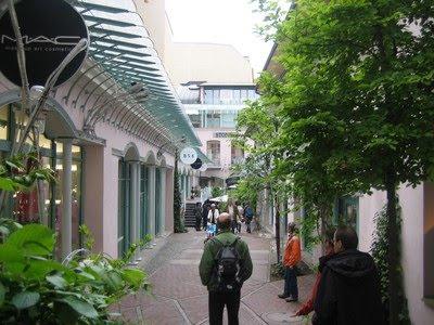 Uno de los Patios del Arrabal de Spandau, en Mitte