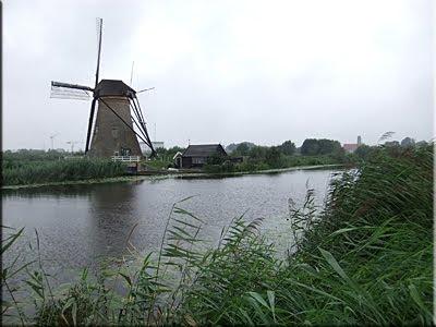 Molino de Kinderdijk