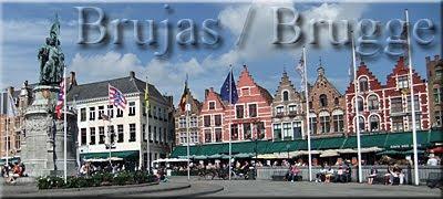 Paseando por Brujas / Brugge