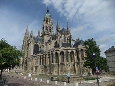 Catedral de Notre dame de Bayeux