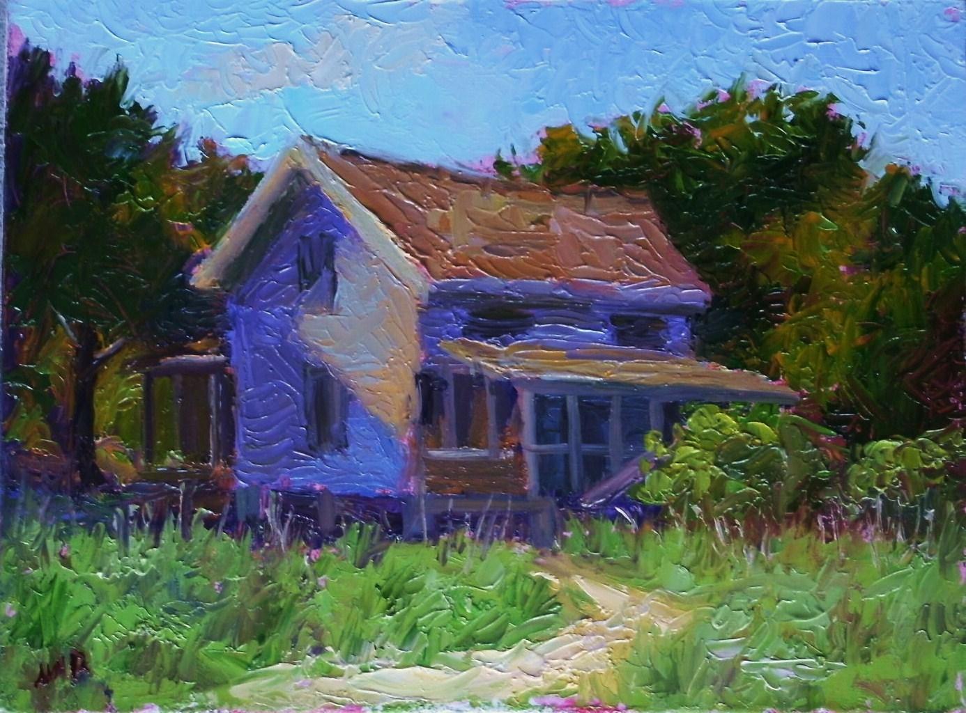 Parsonage House Block Island