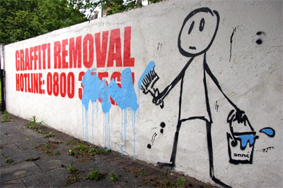 need graffiti removal?